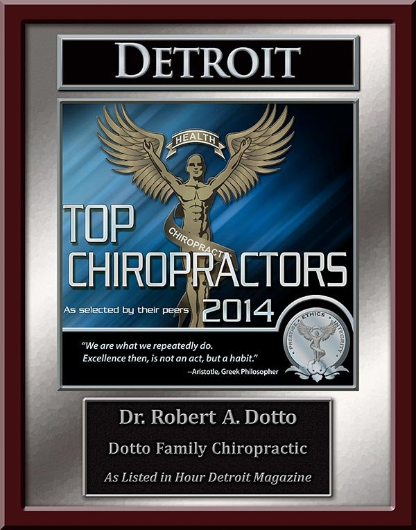 Meet the Chiropractic Team Livonia MI - Sciatica, Lower Back Pain, Chiro - Dotto Family Chiropractic  - Robert_A